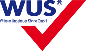 WUS-Rosette with sealing disc