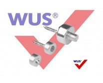 WUS facade adapter M10 with WKS coating